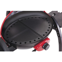 Portable Grill Cast Iron Half Hotplate