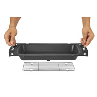 Triple Grill Baking Dish and Rack