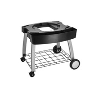 Triple Grill Mobile Cart