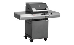 Turbo Classic 2 Burner Barbeque with Side Burner