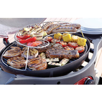 Twin Grill Warming Rack